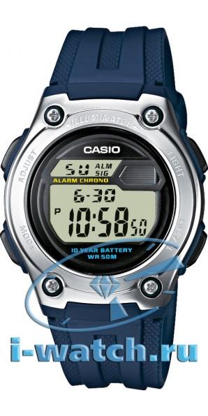 Casio W-211-2A