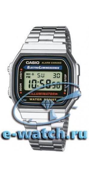 Casio A-168WA-1