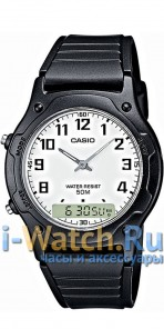 Casio AW-49H-7BVEG