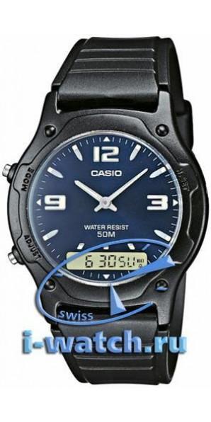 Casio AW-49HE-2AVEG