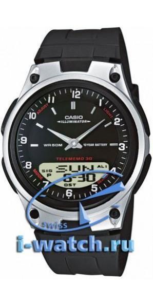 Casio AW-80-1A