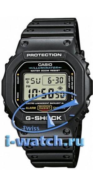 Casio DW-5600E-1V