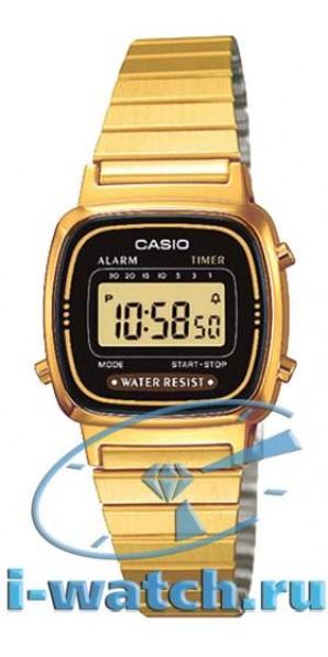 Casio LA670WEGA-1E